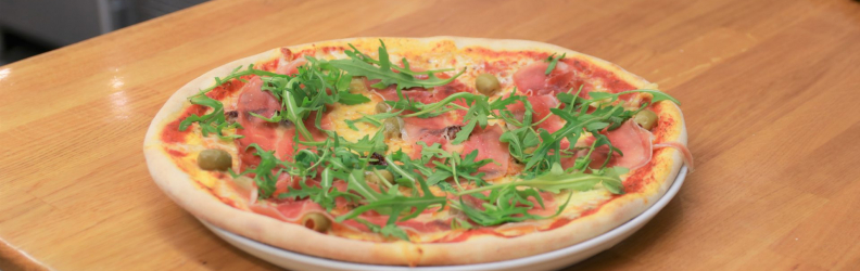 Månadens pizza maj