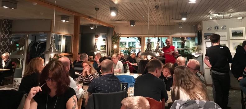 Evenemang på Båthuset februari & mars 2019