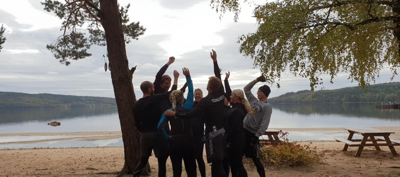 Boka en aktiv konferens hos oss på Lygnern