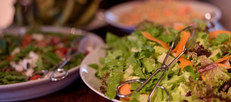 Lunch på Lygnern