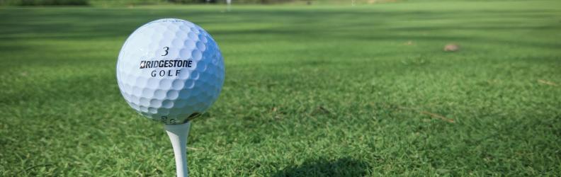 Golf med guldkant