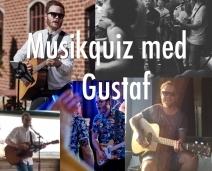 Livespelning och musikquiz 28/6